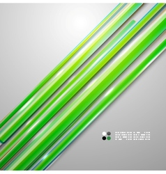 Color bright straight lines vector image vector image