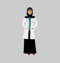 oncologist medical specialist vector image