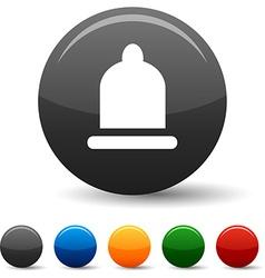 Condom icons vector