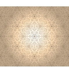 seamless background shining beige vector image vector image