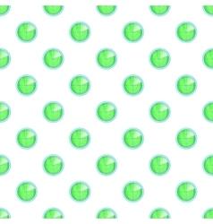 Radar pattern cartoon style vector