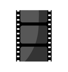 video tape reel icon image vector image vector image