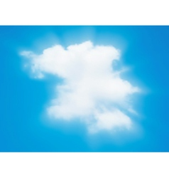 Cloud beam vector