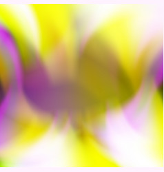 Abstract yellow-purple flame fire background vector
