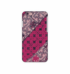 batik phonecase 26 vector image