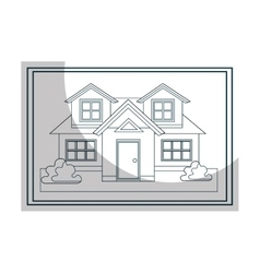 Architecture plans graphi design icon vector