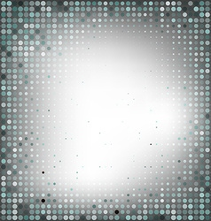 Colorful halftone backgroundHalftone dots vector image vector image