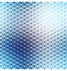 Blurred seamless cell pattern vector
