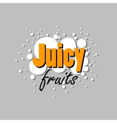 Juicy vector