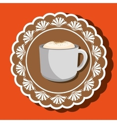 Coffe icon design vector