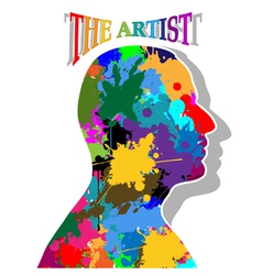 The artist vector