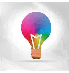 Creative idea concept vector