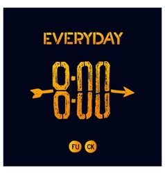 Everyday 800 vector