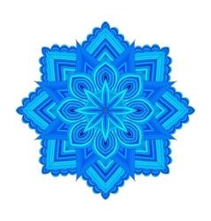 Color circular pattern vector