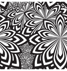 Abatract seamless pattern vector