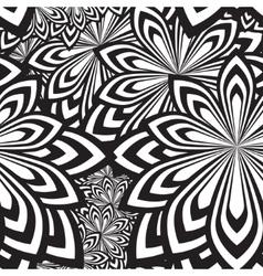 Abatract seamless pattern vector image vector image