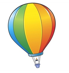 Cartoon Balloon vector image vector image