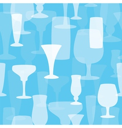 Seamless drinks vector