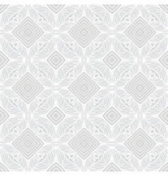 Hand drawn linear medieval pattern vector