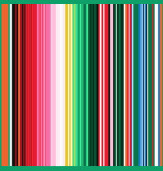 mexican seamless pattern striped texture for vector image