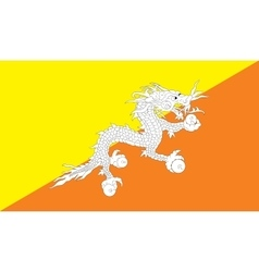 Butane flag image vector
