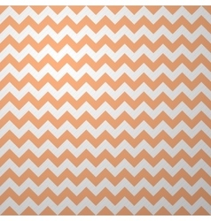 Geometric wave fabric pattern flat waves vector