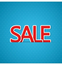 Sale simbol vector image vector image