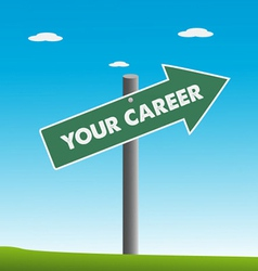 Your career vector