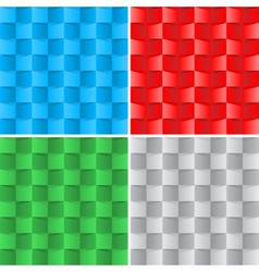 Seamless squares vector image