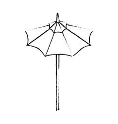 umbrella icon image vector image