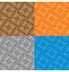 Seamless parquet vector image