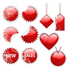 sale set vector image