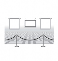 Picture gallery vector