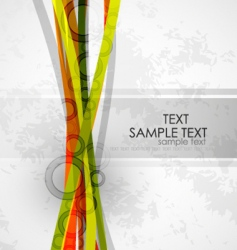 Floral elements background vector