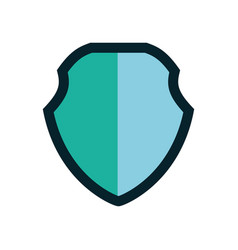 badge isolated symbol vector image