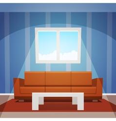 Room window vector