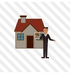 Insurance graphic design editable vector