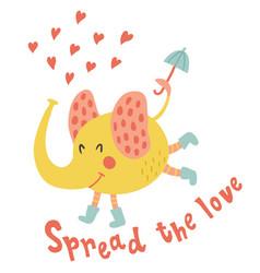 Spread the love vector
