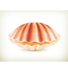 Seashell high quality vector