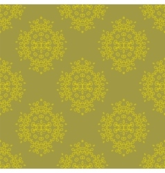 Texture on brown ornamental backdrop vector
