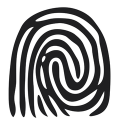 Finger print - fingerprint vector