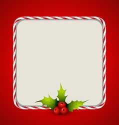 stylish christmas background vector image vector image