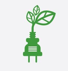 Saving Energy Concept vector image