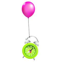 38fly alarm clock vector