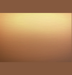 Golden metal background vector