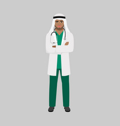 Rheumatologist medical specialist vector
