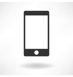 Smartphone Simply Icon vector image