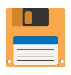 disk vector image