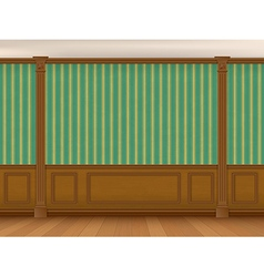 Cabinet wall vector