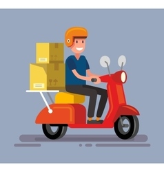 Delivery symbol vector